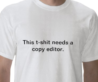 Proofreaders vs. copy editors