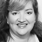 Photo of Beth Navage, copy editor