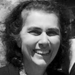 Photo of Joan Matthews, copy editor