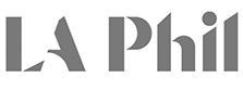 Logo for LA Phil