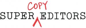 Logo for Super Copy Editors